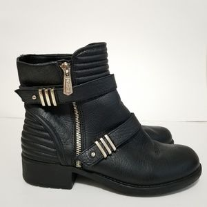 Sam Edelman circus size 8.5 leather boots